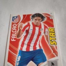 Cromos de Fútbol: FALCAO #35 STAR ADRENALYN 2011-2012 AT DE MADRID. Lote 254501345