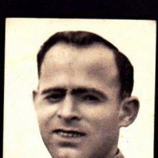 Cromos de Fútbol: CROMO FUTBOL FOTOS DEPORTIVAS EDICIONES FHER 1942 ANTOLIN CONSTANCIA DE INCA. Lote 254561740
