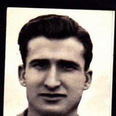 Cromos de Fútbol: CROMO FUTBOL FOTOS DEPORTIVAS EDICIONES FHER 1942 NIETO CONSTANCIA DE INCA. Lote 254561820