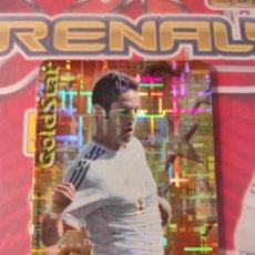 Cromos de Fútbol: GOLDSTAR ISCO TETRIS LABERINTO REAL MADRID 21/45 MUNDICROMO FICHAS QUIZ LIGA 2014 2015 14 15. Lote 254656845