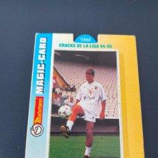 Cromos de Fútbol: SALENKO 13 VALENCIA CRACKS LIGA 94-95 MAGIC-CARD MATUTANO 1994. Lote 254724655