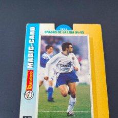 Cromos de Fútbol: FELIPE 15 TENERIFE CRACKS LIGA 94-95 MAGIC-CARD MATUTANO 1994. Lote 254724840