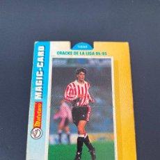 Cromos de Fútbol: GUERRERO 19 ATHLETIC BILBAO CRACKS LIGA 94-95 MAGIC-CARD MATUTANO 1994. Lote 254725575