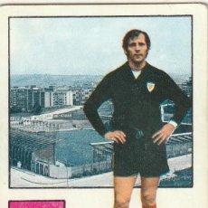 Cromos de Fútbol: MARRO PORTERO DEL ATHLETIC CLUB DE BILBAO 1974 1975 ED.FHER SIN PEGAR 74 75. Lote 254801395
