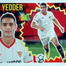 Cromos de Fútbol: Nº 14 BEN YEDDER - SEVILLA FC - LA LIGA ESTE PANINI 2018 2019 18 19 COLECCIONES EDICIONES. Lote 254807760