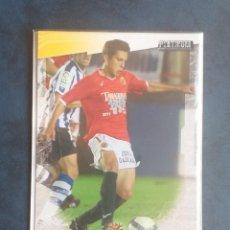 Cromos de Fútbol: CROMO Nº 965 JORDI ALBA NÁSTIC ROOKIE PLATINUM 2008-2009 MUNDICROMO. NUEVO DE SOBRE.. Lote 254807820