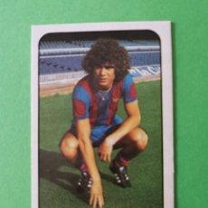 Cromos de Fútbol: 78/79 TARANTINI FICHAJE 28 F. C. BARCELONA 1978/79. Lote 254856465