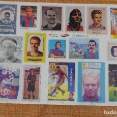 Cromos de Fútbol: LÁMINA 4 L'ALBUM DEL BARÇA. Lote 255010060