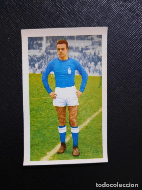 LAURIN OVIEDO FERCA 1960 1961 CROMO FUTBOL LIGA 60 61 - SIN PEGAR - A28 PG505 (Coleccionismo Deportivo - Álbumes y Cromos de Deportes - Cromos de Fútbol)