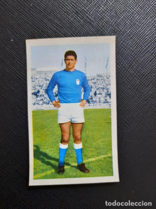 MARAÑON OVIEDO FERCA 1960 1961 CROMO FUTBOL LIGA 60 61 - SIN PEGAR - A28 PG505 (Coleccionismo Deportivo - Álbumes y Cromos de Deportes - Cromos de Fútbol)