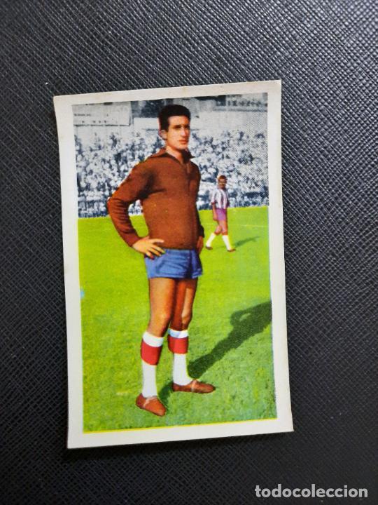 PIRIS GRANADA FERCA 1960 1961 CROMO FUTBOL LIGA 60 61 - SIN PEGAR - A28 PG505 (Coleccionismo Deportivo - Álbumes y Cromos de Deportes - Cromos de Fútbol)