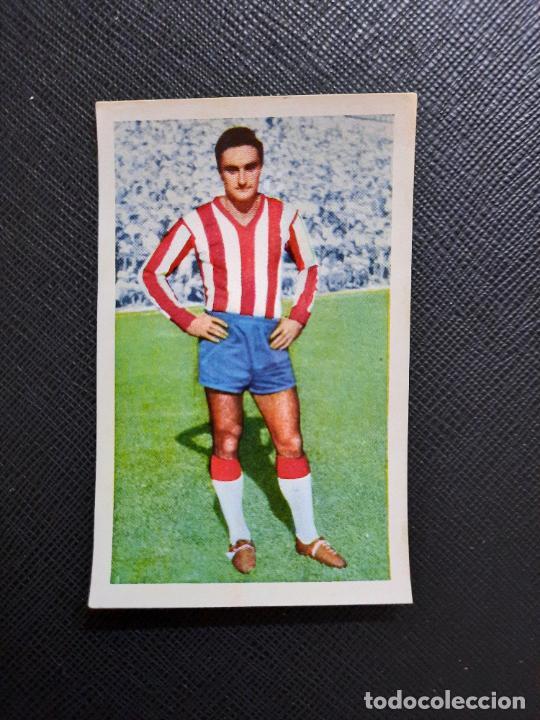 LARRABEITI GRANADA FERCA 1960 1961 CROMO FUTBOL LIGA 60 61 - SIN PEGAR - A28 PG505 (Coleccionismo Deportivo - Álbumes y Cromos de Deportes - Cromos de Fútbol)