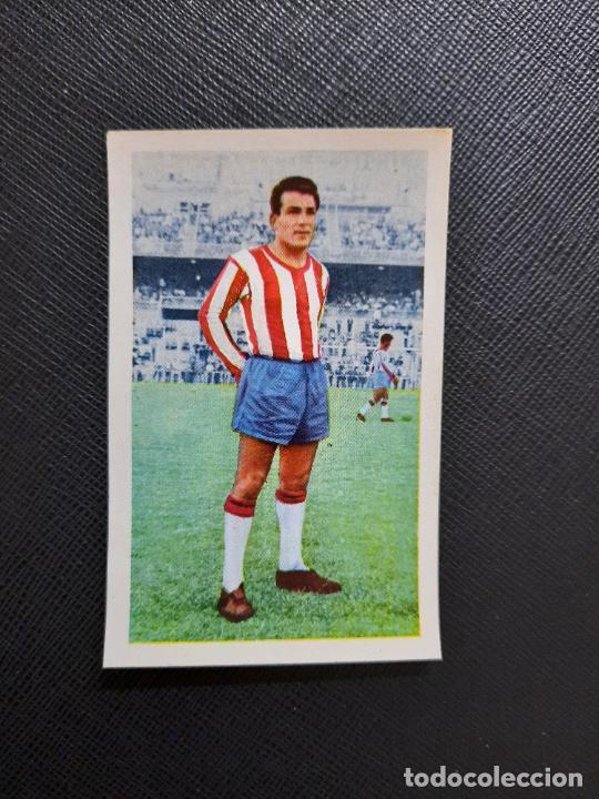 CARRANZA GRANADA FERCA 1960 1961 CROMO FUTBOL LIGA 60 61 - SIN PEGAR - A28 PG505 (Coleccionismo Deportivo - Álbumes y Cromos de Deportes - Cromos de Fútbol)