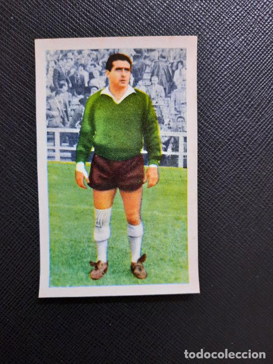 PEPIN REAL BETIS FERCA 1960 1961 CROMO FUTBOL LIGA 60 61 - SIN PEGAR - A28 PG514 (Coleccionismo Deportivo - Álbumes y Cromos de Deportes - Cromos de Fútbol)