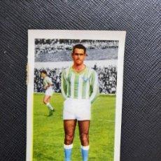 Cromos de Fútbol: SANTOS REAL BETIS FERCA 1960 1961 CROMO FUTBOL LIGA 60 61 - - A28 PG514. Lote 255011025