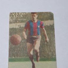 Cromos de Fútbol: CROMO DE FUTBOL GENSANA BARCELONA C. F. N.7 ALBUM FUTBOL Y ASES EN ACCION EXCLUSIVAS TRIUNFO -FHER. Lote 255467440