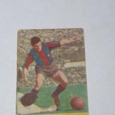Cromos de Fútbol: CROMO DE FUTBOL RIVELLES BARCELONA C. F. N.11 ALBUM FUTBOL Y ASES EN ACCION EXCLUSIVAS TRIUNFO -FHER. Lote 255467725