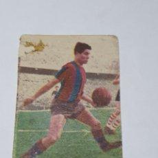 Cromos de Fútbol: CROMO DE FUTBOL RAMALLETS BARCELONA C. F. N.1 ALBUM FUTBOL Y ASES EN ACCION EXCLUSIVAS TRIUNFO-FHER. Lote 255468715