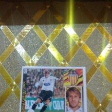 Cromos de Fútbol: CROMO DE FUTBOL ESTE MENDIETA VALENCIA LIGA 1997 1998 ESTE 97/98 *. Lote 255594245