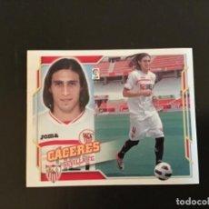 Cromos de Fútbol: ESTE 2010 2011 10 11 CACERES SEVILLA FICHAJE 56 NUNCA PEGADO DE SOBRE. Lote 255595350