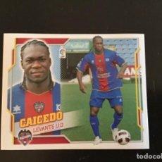 Cromos de Fútbol: ESTE 2010 2011 10 11 CAICEDO LEVANTE FICHAJE 57 NUNCA PEGADO DE SOBRE. Lote 255595590