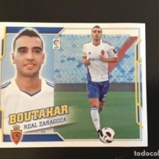 Cromos de Fútbol: ESTE 2010 2011 10 11 BOUTAHAR ZARAGOZA FICHAJE 59 BIS B NUNCA PEGADO DE SOBRE. Lote 255595940
