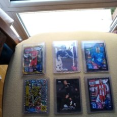 Cromos de Fútbol: LOTE HAALAND TOPPS NOW, TOPP CRISTAL,MATCH ATTACK ROOKIE. Lote 255597020