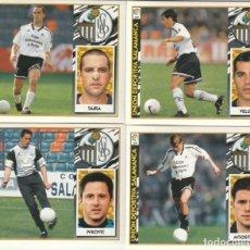 Cromos de Fútbol: 4 CROMOS DIFERENTES Y NUEVOS DEL SALAMANCA.LISTA. 1997 1998 EDICIONES ESTE. NUEVO. 97 98. Lote 255597710