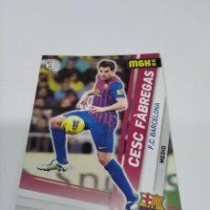 Cromos de Fútbol: MEGA CRACKS 13-13 N° 47 CESC FÁBREGAS - BARCELONA.. Lote 255598405