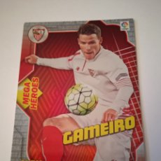 Cromos de Fútbol: CROMO DE GAMEIRO MEGACRACKS 16-17. Lote 255599990