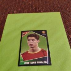 Cromos de Fútbol: CROMO CRISTIANO RONALDO N 23 EURO 2004. Lote 255928000