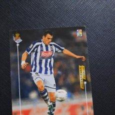 Cromos de Fútbol: KOVACEVIC REAL SOCIEDAD PANINI MEGAFICHAS 03 04 CROMO FUTBOL LIGA 2003 2004 - A32 - 288. Lote 256064225