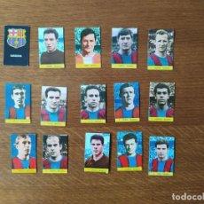 Cromos de Fútbol: BARCELONA EQUIPO COMPLETO 1968-69 M.RAMIREZ. Lote 256064785