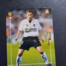 Cromos de Fútbol: CURRO TORRES VALENCIA PANINI MEGAFICHAS 03 04 CROMO FUTBOL LIGA 2003 2004 - A32 - 292. Lote 256064845