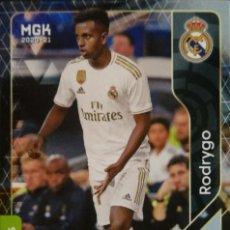 Cromos de Fútbol: 232 BIS RODRYGO - REAL MADRID - MEGACRACKS MGK PANINI 2020 2021 20 21. Lote 256158330