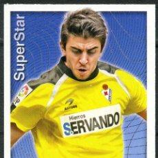 Cromos de Fútbol: LIGA 2015 FICHAS QUIZ SUPERSTAR 481 - IRURETA. Lote 256159660
