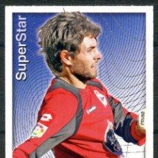 Cromos de Fútbol: LIGA 2015 FICHAS QUIZ SUPERSTAR 508 - GEMAN LUX. Lote 256160045