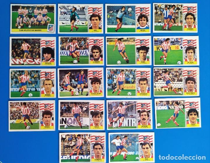 Cromos de Fútbol: Liga Este 1986 1987 / 86 87 Lote de 340 cromos diferentes nunca pegados - Foto 4 - 257319230