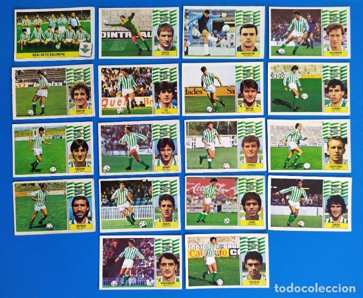Cromos de Fútbol: Liga Este 1986 1987 / 86 87 Lote de 340 cromos diferentes nunca pegados - Foto 8 - 257319230