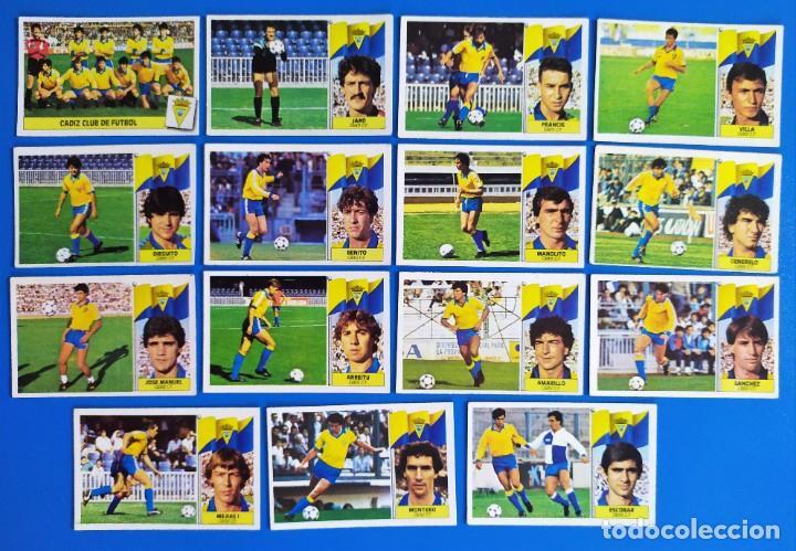 Cromos de Fútbol: Liga Este 1986 1987 / 86 87 Lote de 340 cromos diferentes nunca pegados - Foto 10 - 257319230