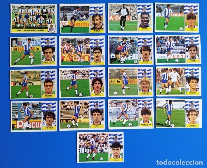 Cromos de Fútbol: Liga Este 1986 1987 / 86 87 Lote de 340 cromos diferentes nunca pegados - Foto 12 - 257319230