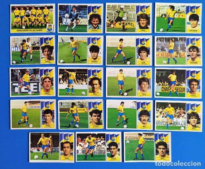 Cromos de Fútbol: Liga Este 1986 1987 / 86 87 Lote de 340 cromos diferentes nunca pegados - Foto 14 - 257319230