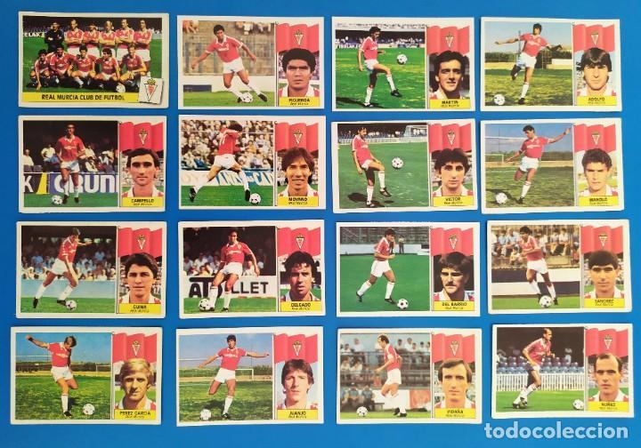 Cromos de Fútbol: Liga Este 1986 1987 / 86 87 Lote de 340 cromos diferentes nunca pegados - Foto 16 - 257319230