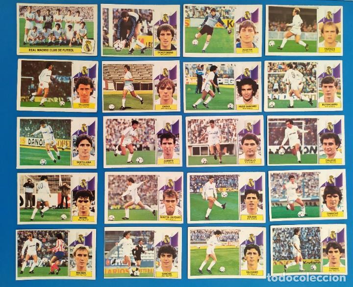 Cromos de Fútbol: Liga Este 1986 1987 / 86 87 Lote de 340 cromos diferentes nunca pegados - Foto 18 - 257319230