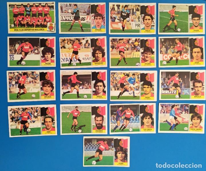 Cromos de Fútbol: Liga Este 1986 1987 / 86 87 Lote de 340 cromos diferentes nunca pegados - Foto 20 - 257319230
