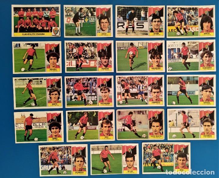 Cromos de Fútbol: Liga Este 1986 1987 / 86 87 Lote de 340 cromos diferentes nunca pegados - Foto 22 - 257319230