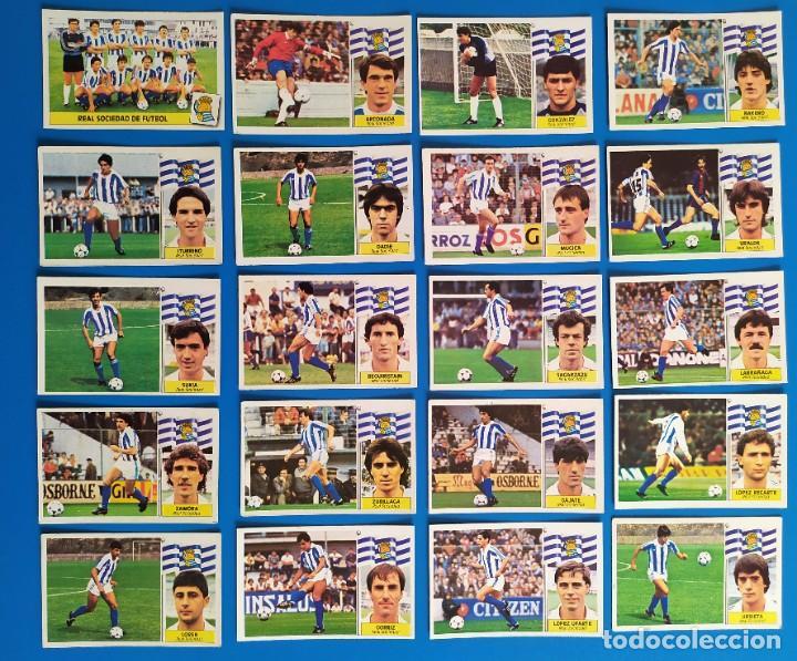 Cromos de Fútbol: Liga Este 1986 1987 / 86 87 Lote de 340 cromos diferentes nunca pegados - Foto 26 - 257319230
