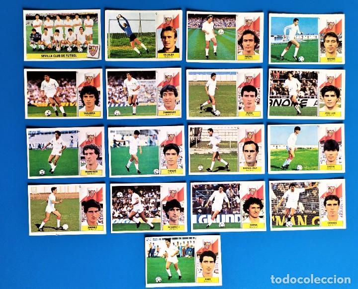 Cromos de Fútbol: Liga Este 1986 1987 / 86 87 Lote de 340 cromos diferentes nunca pegados - Foto 30 - 257319230