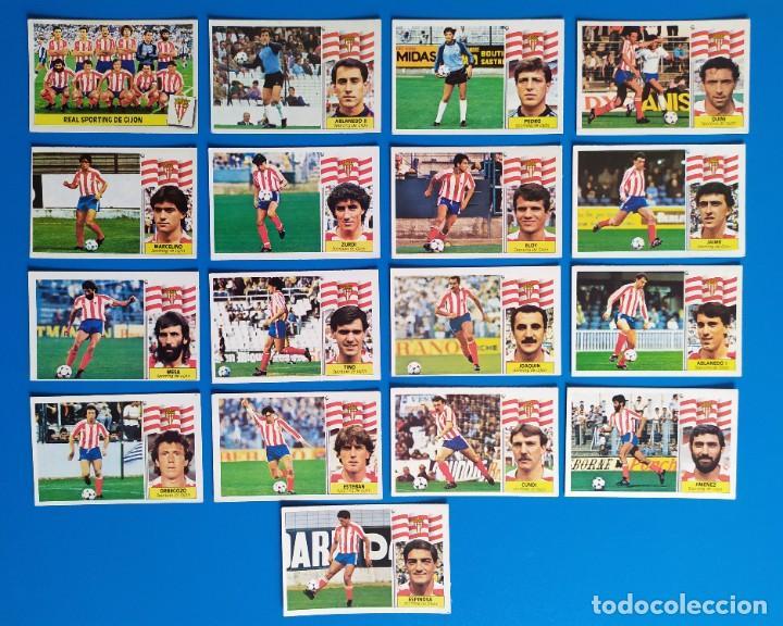 Cromos de Fútbol: Liga Este 1986 1987 / 86 87 Lote de 340 cromos diferentes nunca pegados - Foto 32 - 257319230