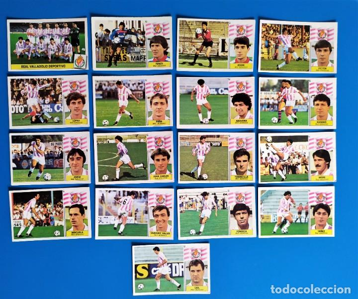 Cromos de Fútbol: Liga Este 1986 1987 / 86 87 Lote de 340 cromos diferentes nunca pegados - Foto 34 - 257319230